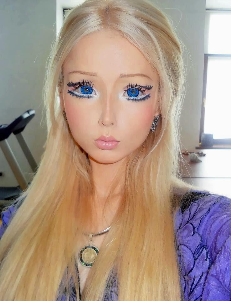 Spiritual Barbie: Sun Trine Neptune
