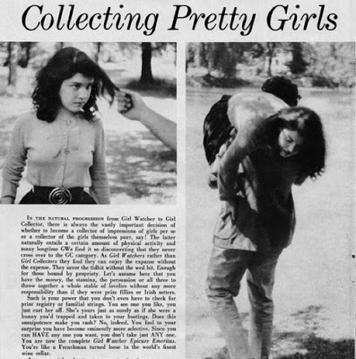 Pluto's Persephone: Collecting Pretty Girls