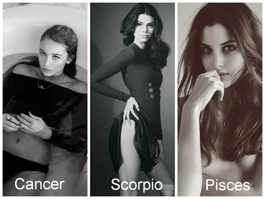 The Psychology of the Water Signs