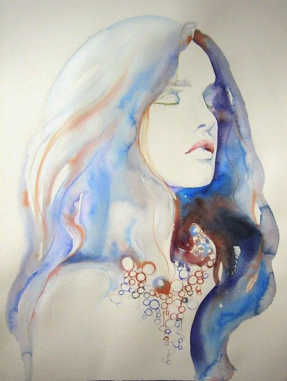Cancer, Scorpio & Pisces: Watercolors
