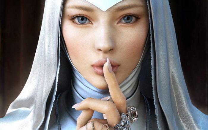 Virgo: The Virgin Mary