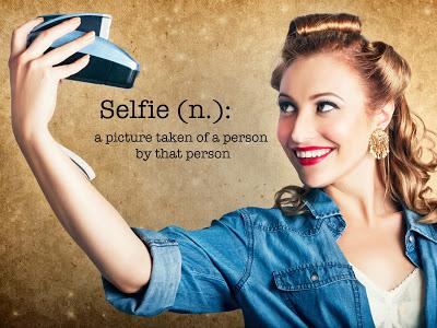 Pluto in Scorpio: Selfies