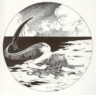 Mercury in the 12th House: Mute Ariel