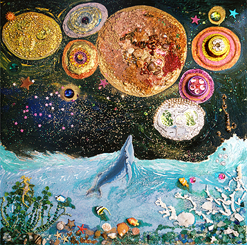 Neptune and Pisces: Spaced-Out Astral Swimmers