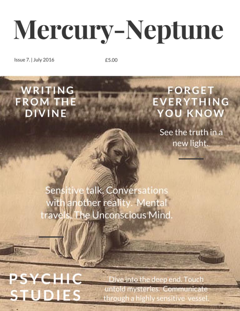 Mercury-Neptune: Ghostwriters