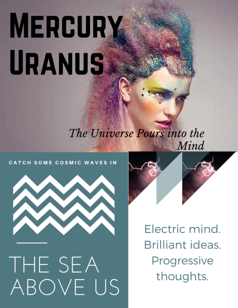 Mercury-Uranus: The Modern Mind
