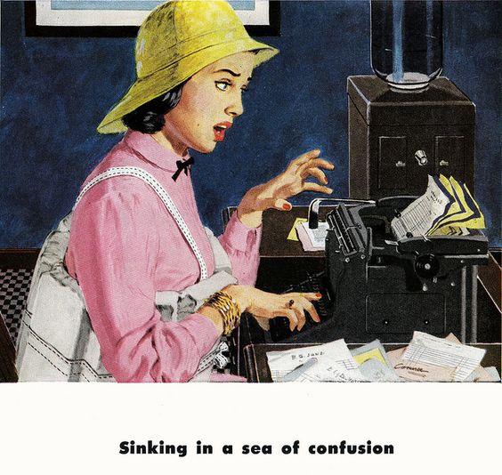 The Secretary: Mercury in Pisces