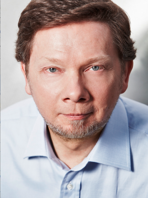 Eckhart Tolle: The Transits of a Spiritual Transformation