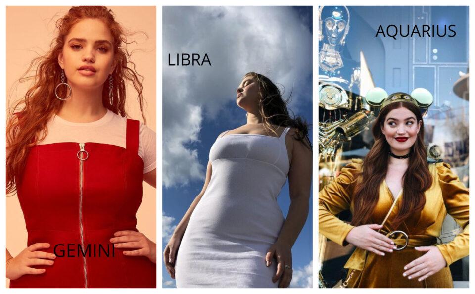 The Socialites: Gemini, Libra, and Aquarius