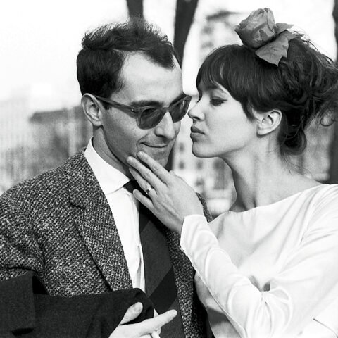 Anna Karina on Her Strange Love Affair with Jean-Luc Godard