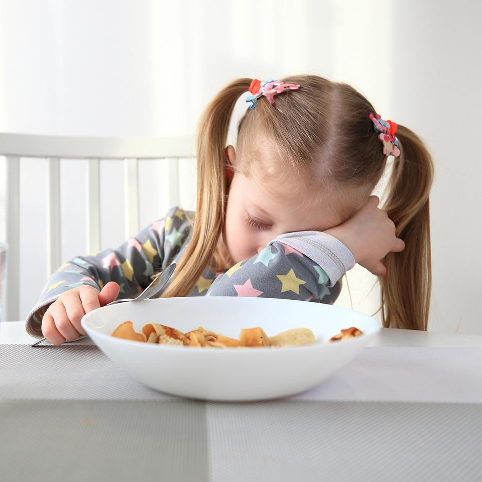 Is there such a thing as a fussy eater?