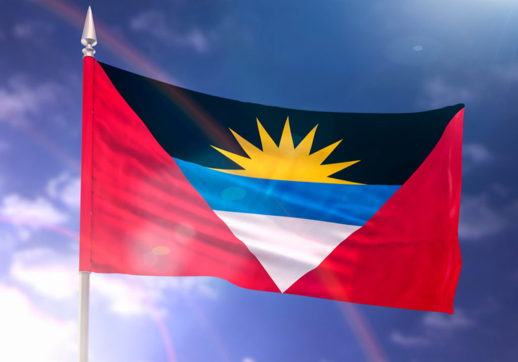 Antigua & Barbuda- National Flag