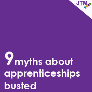 9 Myths about apprenticeships busted!