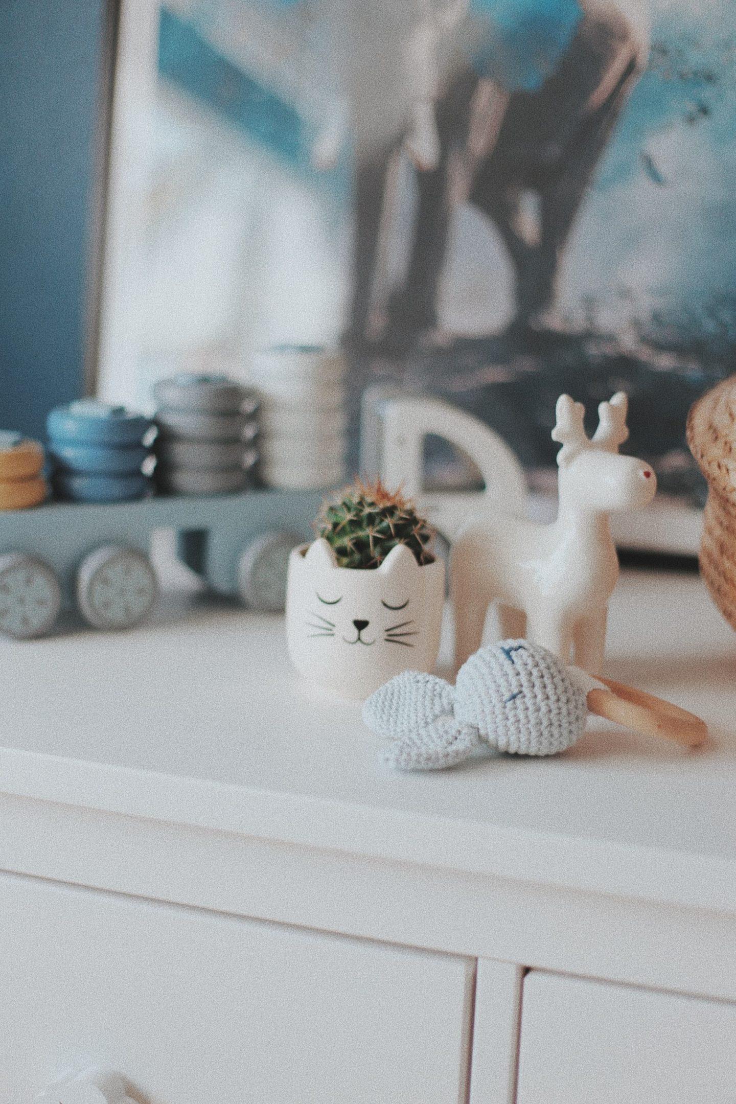 Take a peek into our little boy's nursery - Launeden
