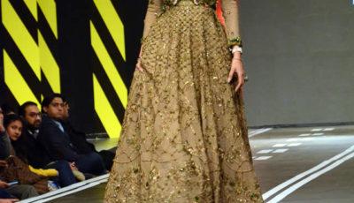 Fahad Hussayn Summer Modern Bridal Wear 2016