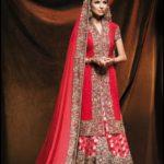 Bridal lehenga Pakistani wedding wear