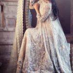 Engagement Party Dress Designs For Pakistani Brides
