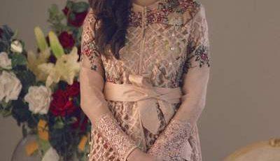 Luxury Pret Bridal Formal Wear Pakistani Wedding Wear 2016