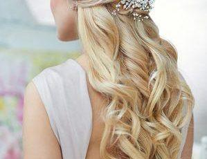 Winter Bridal Hair Ideas