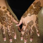 Fall Mehndi Designs For Brides and Guests 2016-17