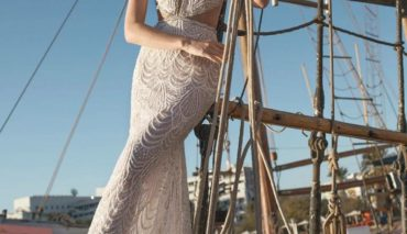 Lian Rokman Lace Bridal Gowns Elegant Collection 2017