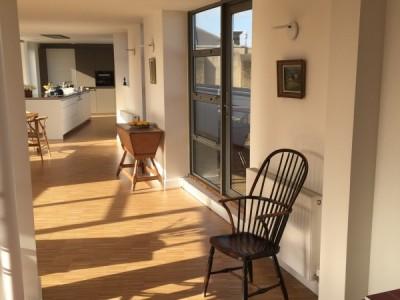 Farringdon Penthouse rocking chair