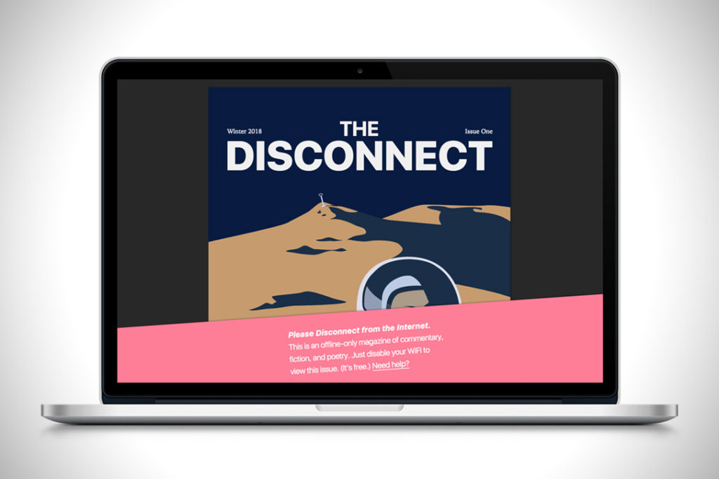 The Disconnect Magazine