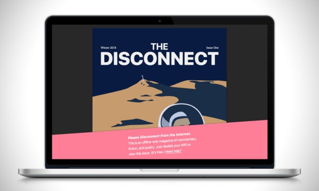 A Distraction Free Digital Magazine