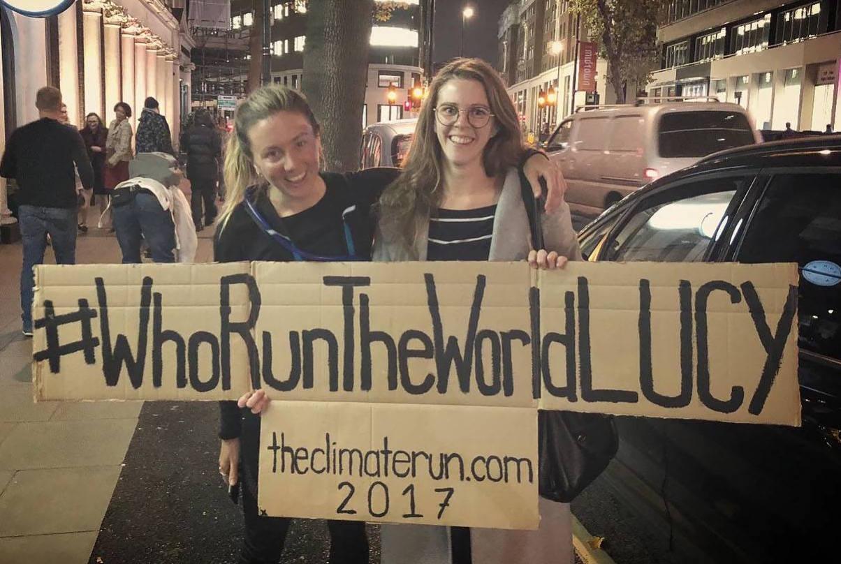 The Climate Run