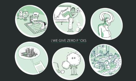 Why We Give Zero F****
