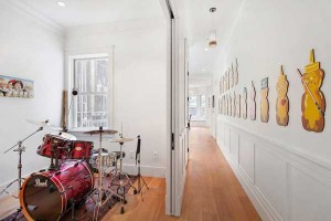 drums-hallway-bear-art-walter