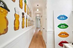 hallway-honeybear-art