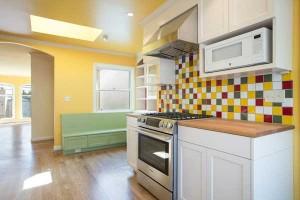 kitchen-green-bench