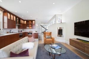 open-kitchen-white-sofa