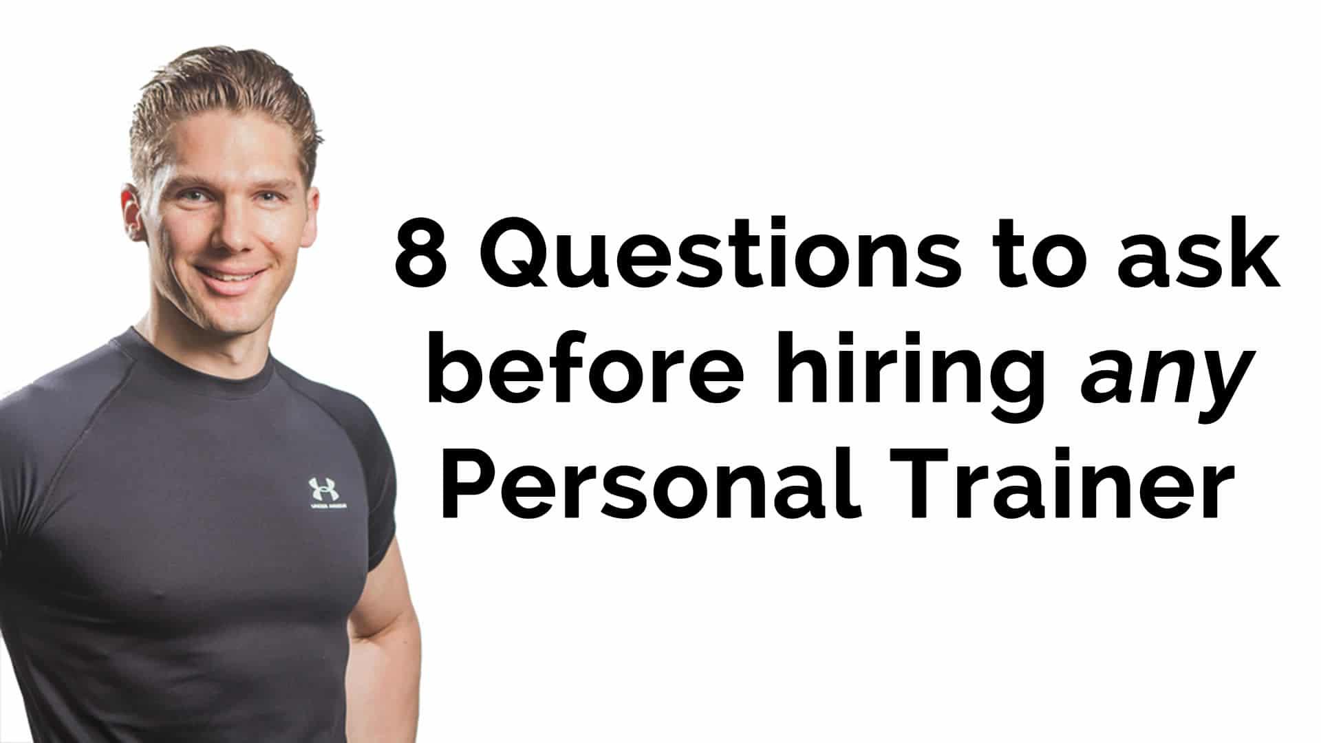 Personal Trainer London UK