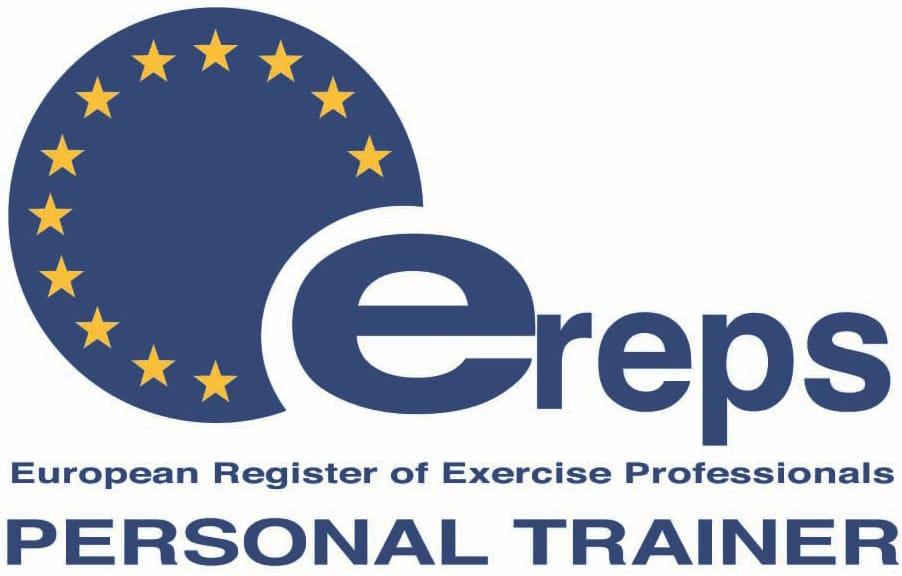European register of exercise professionals uk personal trainer london ereps