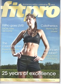 FitPro Summer 2015 (FrontCover)