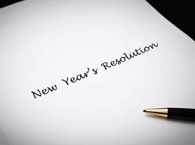 5 Tips To Help You Stick To New Year's Resolutions
