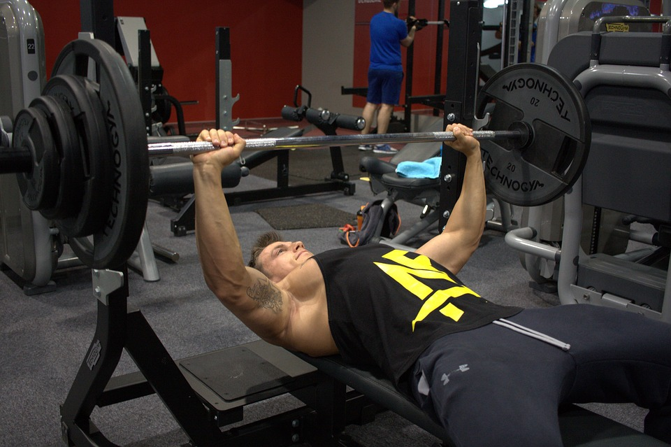 How To Bench Press And Achieve Perfect Form