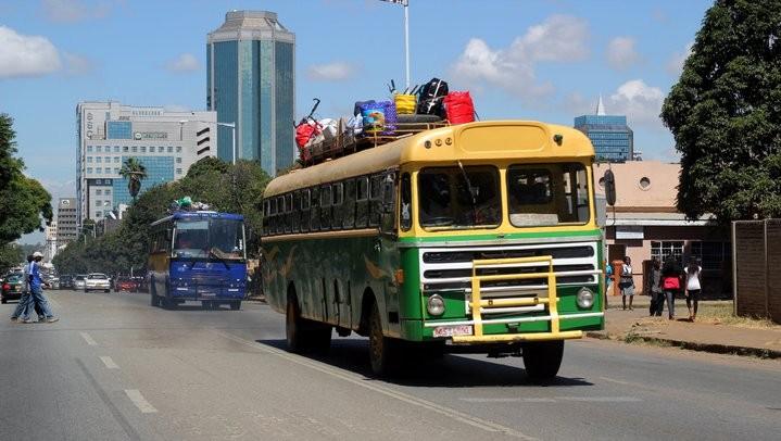 Harare bus