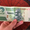 Zimbabwe Bond Notes Dollar Cash 01
