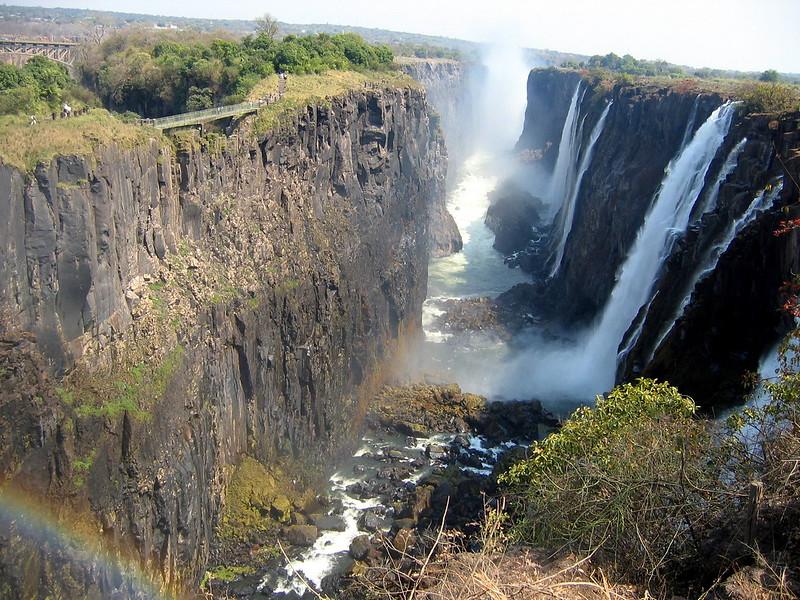 ABS Victoria Falls Zambia Which