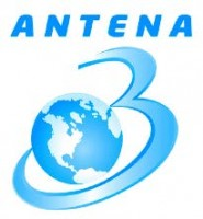 Website of Antena3, Romania
