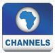 Logo for Channels TV Nigeria