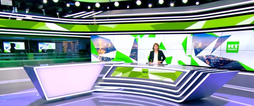 RT France gains Middle East distribution