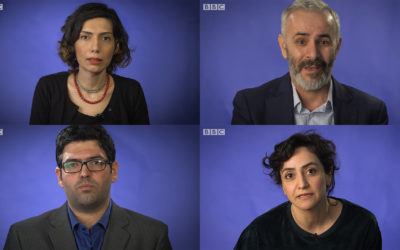 On World Press Freedom Day, BBC Persian journalists tell their story