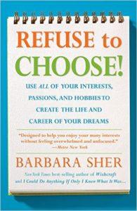 Book Refuse to choose - BarbaraSher