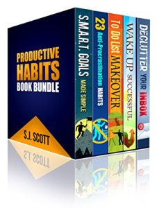 Productive Habits Book Bundle (Books 1-5) - S.J. Scott