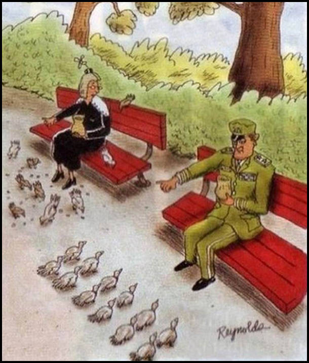Генерал на пенсії