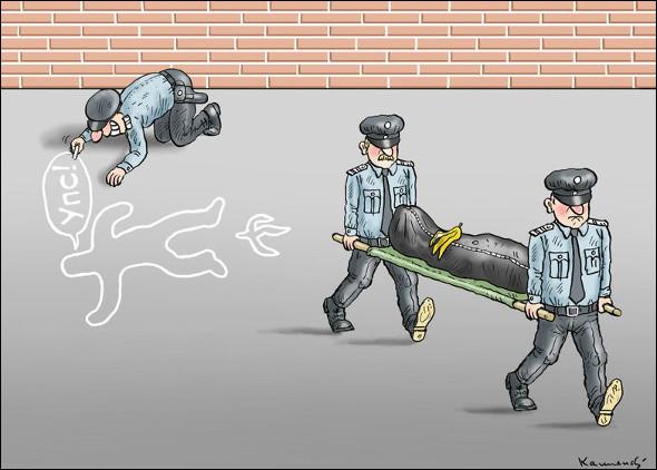 Поліцейські-приколісти